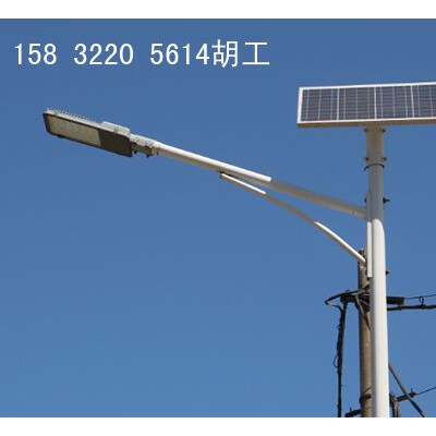 临城做太阳能路灯的厂家  临城6米太阳能路灯价格