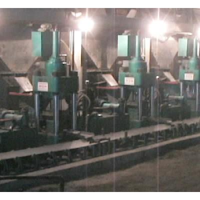 湖北全自动海绵铁高密压块机还原铁压块机鑫源高能低耗新设备l