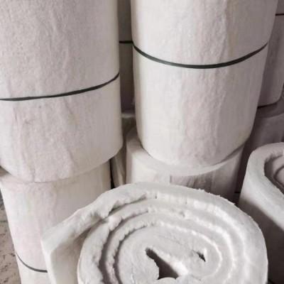 云南硅酸铝卷毡厂家 昆明硅酸铝针刺毯厂家 耐火保温棉