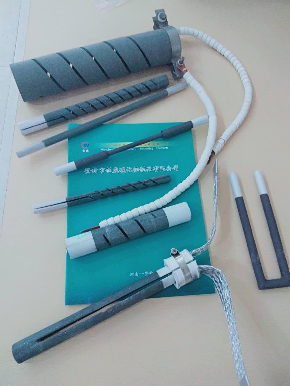 碳化硅电热元件硅碳棒
