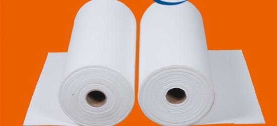 陶瓷纤维纸赫鲁标准型耐温1260度高温隔热密封纸