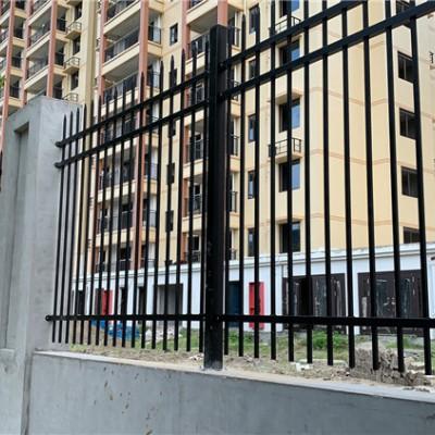 扬州围墙护栏厂家,热镀锌栏杆安装