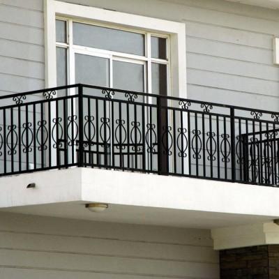 宿迁锌钢阳台栏杆厂家,宿迁栏杆安装厂家