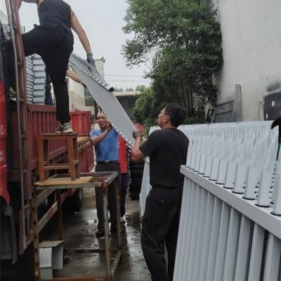 宿迁锌钢栏杆  护栏安装