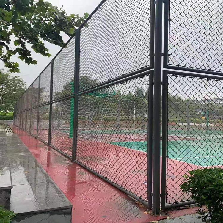 江阴方管式球场围网 方管式篮球场围网 足球场围网工厂