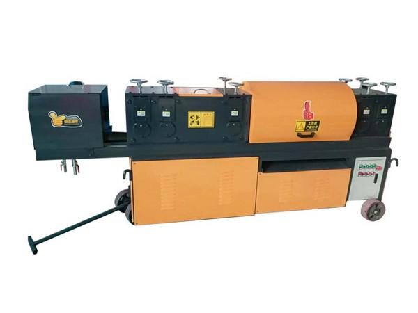 钢管调直除锈机的日常保养维护