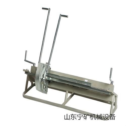上海高罗T12LD-1000拉杆式订扣机