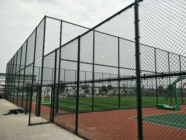 宁波球场菱形围网 体育围网 足球场围网定制