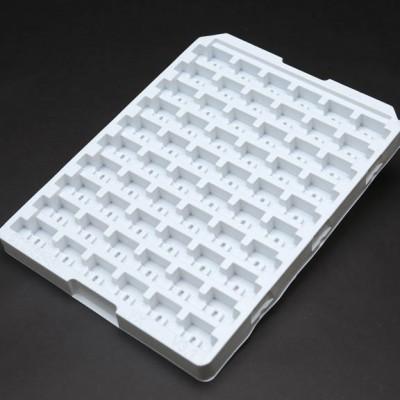 压铸件吸塑盘 大型吸塑转运托盘厂家上海利久