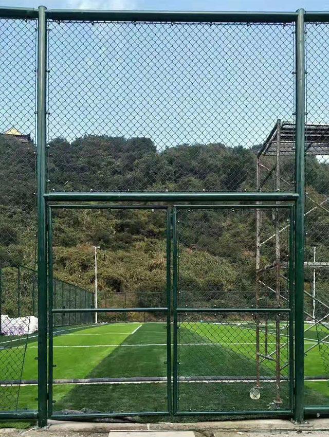 杭州球场围网 篮球场围网 足球场围网定制安装