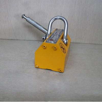 磁力吊钢板对口焊接起吊方案